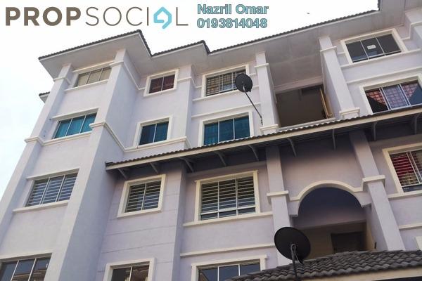 For Sale Apartment at Residensi Warnasari, Kuala Selangor Leasehold Unfurnished 3R/2B 169k