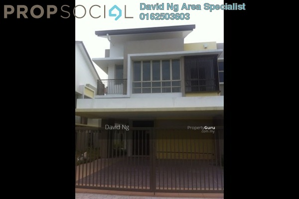 For Rent Semi-Detached at Setia Damai, Setia Alam Freehold Unfurnished 4R/5B 2.5k