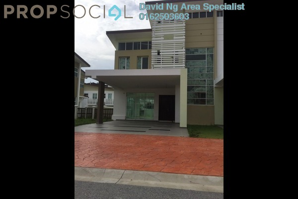 For Sale Semi-Detached at New Green Park, Rawang Freehold Unfurnished 3R/4B 1.64m