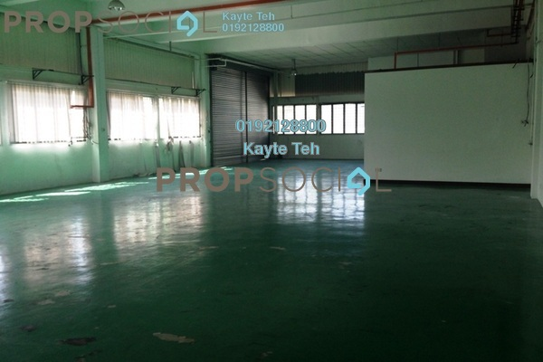 For Sale Factory at Temasya Industrial Park, Temasya Glenmarie Freehold Unfurnished 0R/0B 13m