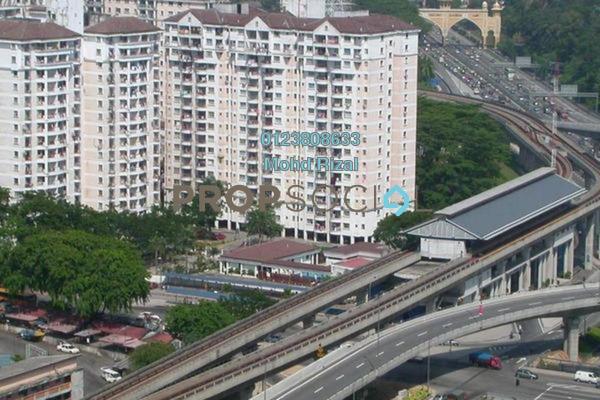 For Sale Apartment at Vista Angkasa, Pantai Leasehold Semi Furnished 3R/2B 465k