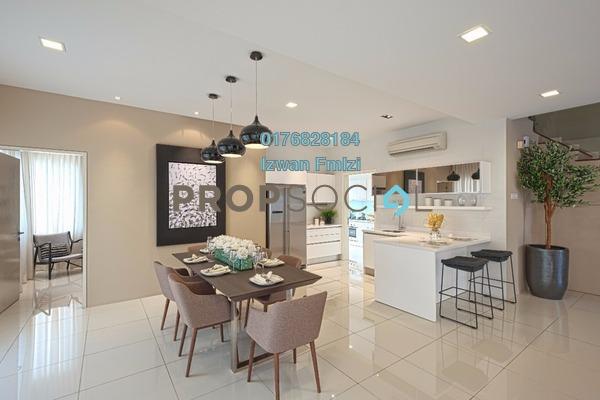 For Sale Semi-Detached at Eastpark 72, Bandar Mahkota Cheras Freehold Unfurnished 5R/5B 1.57m