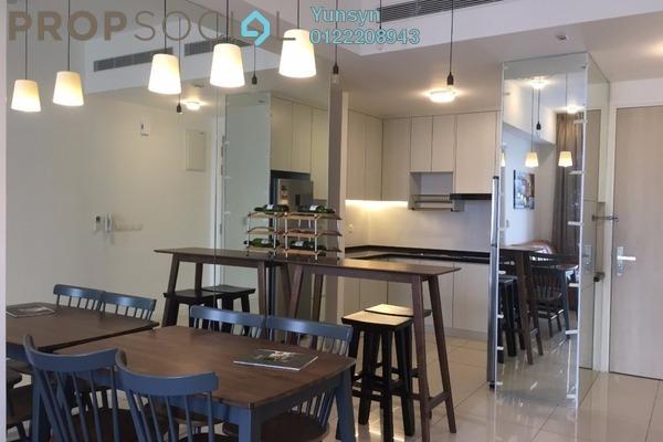 For Sale Serviced Residence at Nadi Bangsar, Bangsar Freehold Fully Furnished 2R/1B 970k