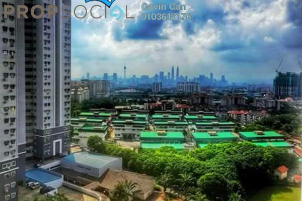 For Rent Condominium at Bukit Pandan 2, Pandan Perdana Freehold Semi Furnished 4R/2B 1.35k