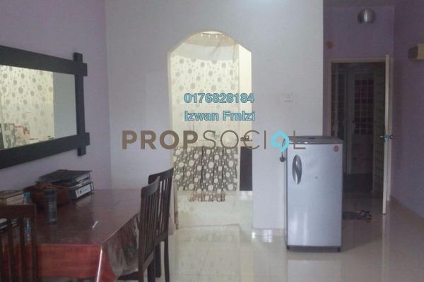 For Sale Apartment at Angsana Apartment, Bandar Mahkota Cheras Freehold Semi Furnished 3R/2B 250k