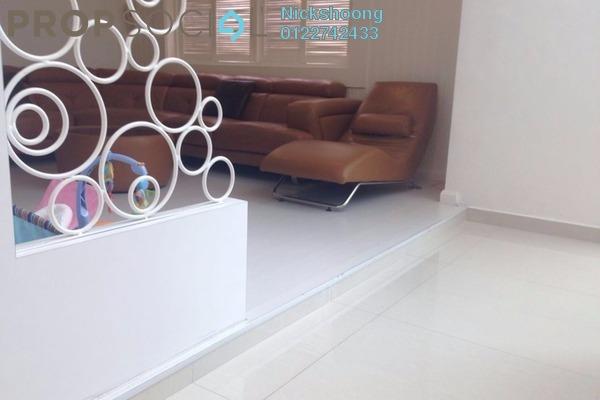 For Sale Duplex at Perdana Emerald, Damansara Perdana Leasehold Fully Furnished 4R/3B 1.1m