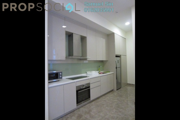 For Rent Serviced Residence at Laman Ceylon, Bukit Ceylon Freehold Fully Furnished 1R/1B 2.8k
