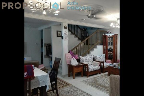 For Sale Terrace at Lembah Keramat, Wangsa Maju Leasehold Semi Furnished 4R/3B 850k