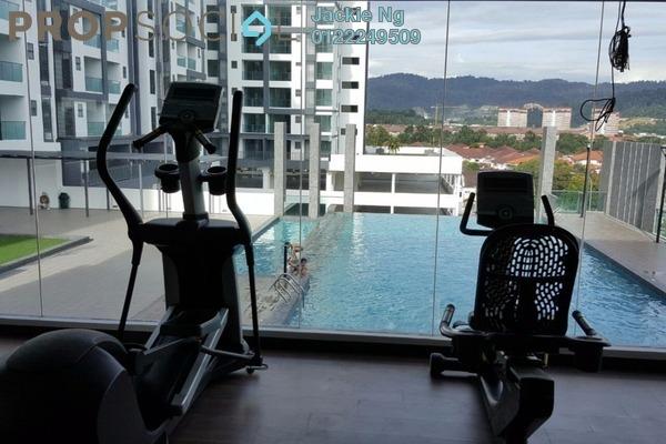 For Rent Condominium at Emerald Residence, Bandar Mahkota Cheras Freehold Unfurnished 3R/2B 1.3k