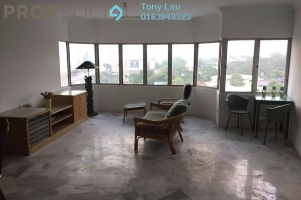 For Rent Condominium at De Tropicana, Kuchai Lama Leasehold Semi Furnished 3R/2B 1.3k