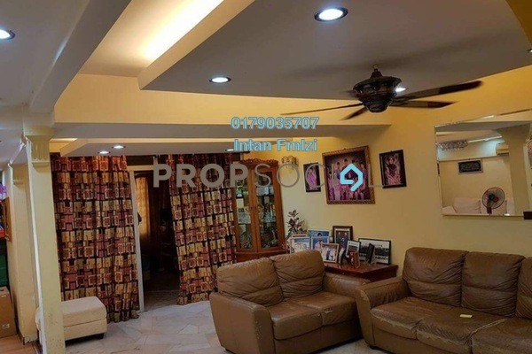 For Sale Terrace at Section 10, Shah Alam Leasehold Semi Furnished 6R/5B 690k