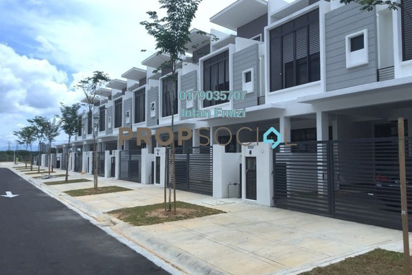 For Sale Terrace at Emerald, Alam Impian Freehold Unfurnished 5R/4B 1m