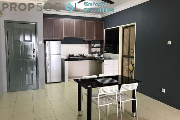 For Rent Condominium at Platinum Hill PV8, Setapak Freehold Fully Furnished 3R/2B 2.1k