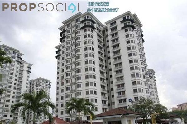 For Rent Condominium at Kelana D'Putera, Kelana Jaya Leasehold Fully Furnished 3R/2B 2k