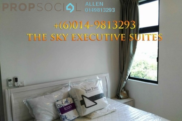 For Rent Condominium at The Sky Residence, Cheras Freehold Fully Furnished 1R/2B 1.8k