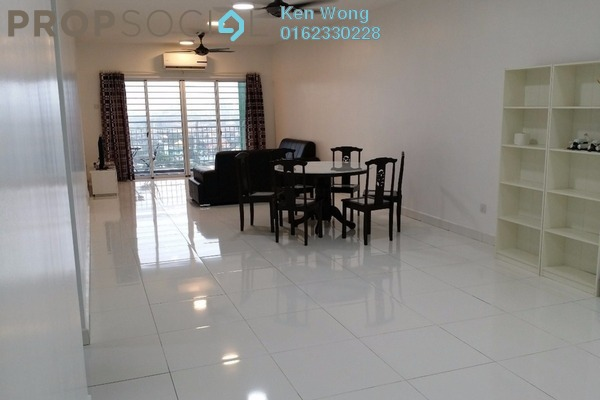 For Rent Condominium at D'Pines, Pandan Indah Leasehold Fully Furnished 3R/2B 2.4k