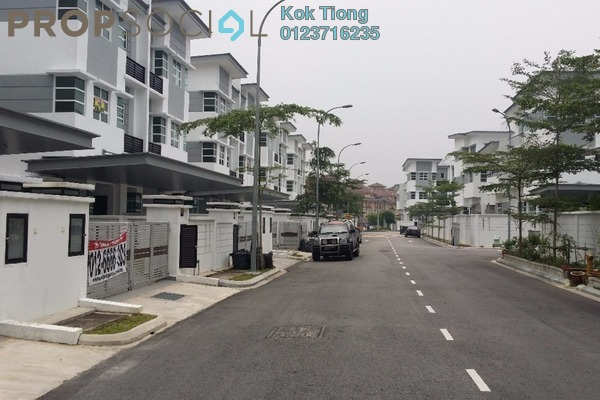 For Sale Semi-Detached at Blue Sky Residence, Selayang Heights Leasehold Unfurnished 5R/4B 1.42m