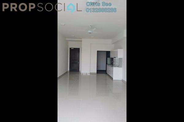 For Sale Condominium at Glomac Centro, Bandar Utama Leasehold Semi Furnished 3R/3B 738k