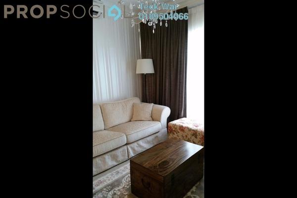 For Rent Condominium at Metropolitan Square, Damansara Perdana Leasehold Fully Furnished 3R/2B 2.3k