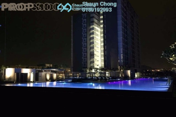 For Sale Condominium at Vina Versatile Homes, Cheras South Freehold Unfurnished 3R/2B 499k