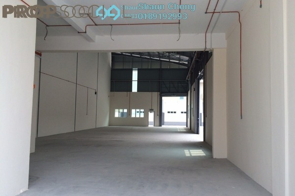 For Sale Factory at Semenyih Hi-Tech Industrial Park, Semenyih Freehold Unfurnished 0R/4B 2.55m
