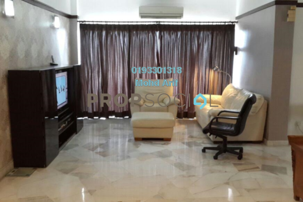For Rent Condominium at Kiara Park, TTDI Freehold Fully Furnished 3R/2B 2.9k