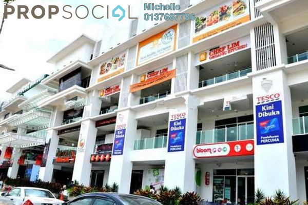 For Sale Shop at The Scott Garden, Old Klang Road Freehold Fully Furnished 3R/3B 3.5m