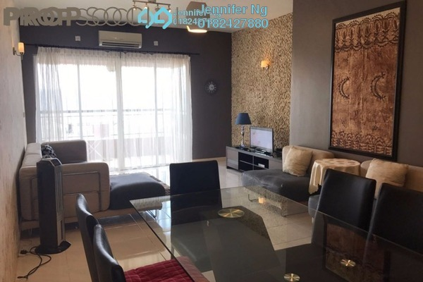 For Rent Condominium at Seri Maya, Setiawangsa Freehold Fully Furnished 3R/2B 3.5k