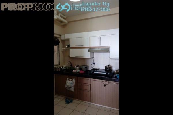 For Sale Apartment at Casa Subang, UEP Subang Jaya Freehold Fully Furnished 4R/2B 385k