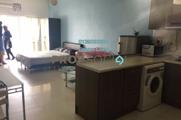 For Rent Condominium at Windsor Tower, Sri Hartamas Freehold Fully Furnished 1R/1B 2k