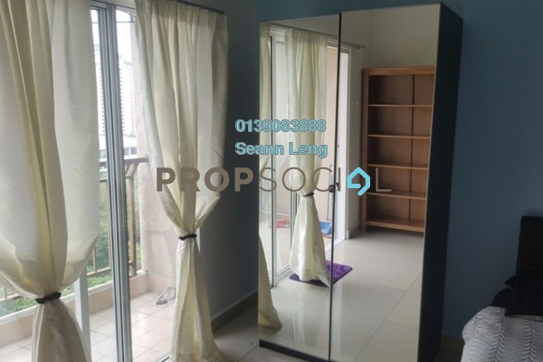 For Rent Condominium at Waldorf Tower, Sri Hartamas Freehold Fully Furnished 0R/1B 1.8k