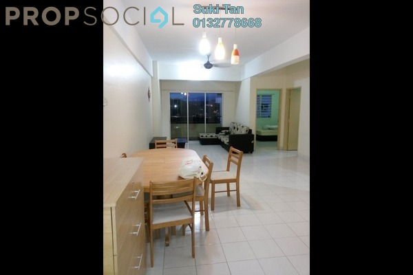 For Sale Apartment at Vista Mutiara, Kepong Leasehold Unfurnished 3R/2B 435k