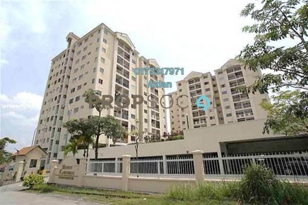 For Sale Condominium at Mount Karunmas, Balakong Leasehold Unfurnished 3R/2B 255k