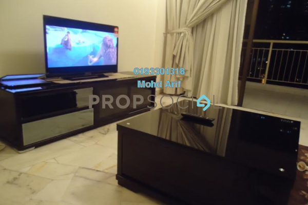 For Rent Condominium at Menara Duta 1, Dutamas Freehold Fully Furnished 4R/3B 2.5k