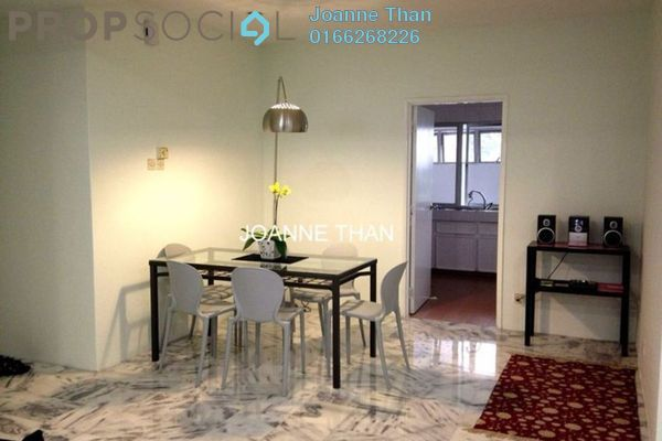 For Rent Condominium at Menara Bangsar, Bangsar Leasehold Semi Furnished 1R/1B 3.3k