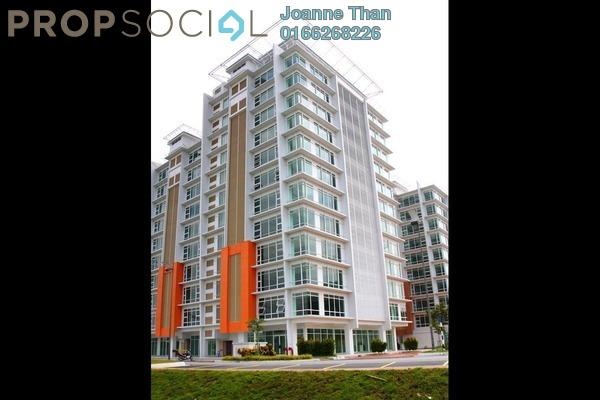 For Sale Condominium at Oasis Ara Damansara, Ara Damansara Freehold Semi Furnished 2R/2B 938k