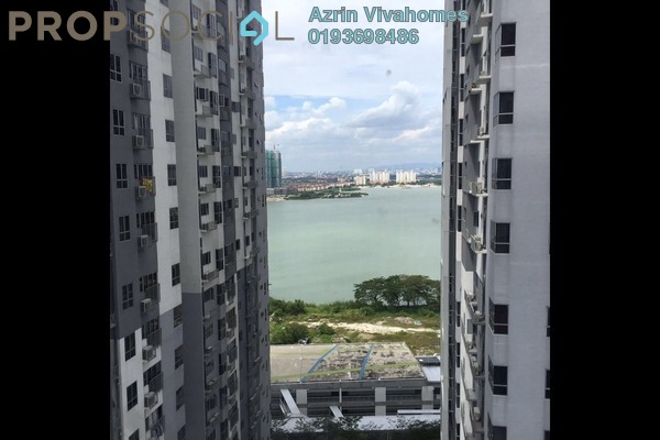 For Sale Condominium at The Wharf, Puchong Leasehold Semi Furnished 3R/2B 480k