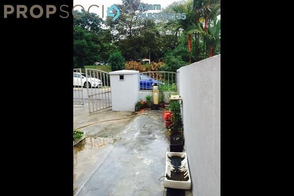 For Sale Terrace at Taman Wawasan, Pusat Bandar Puchong Freehold Semi Furnished 5R/3B 699k