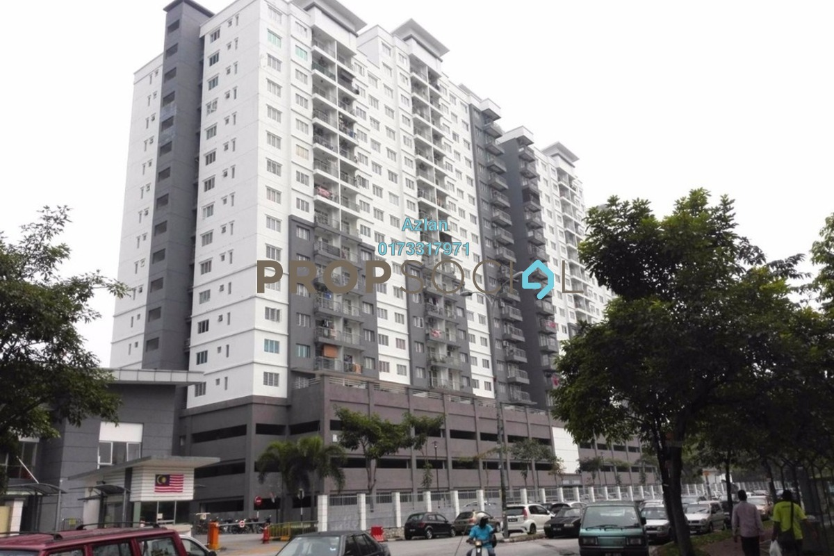 Condominium For Sale at Casa Idaman, Jalan Ipoh by Azlan