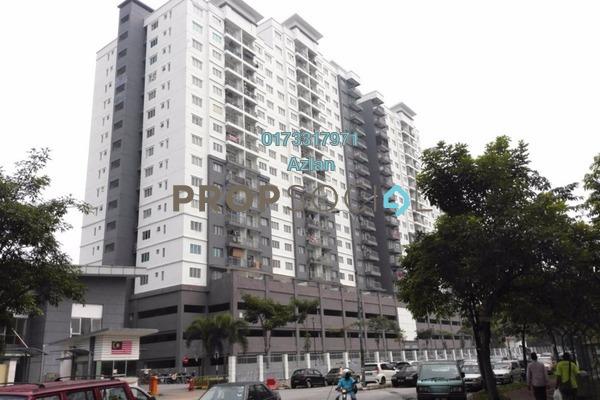 For Sale Condominium at Casa Idaman, Jalan Ipoh Leasehold Unfurnished 3R/2B 420k