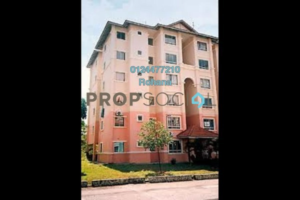 For Sale Apartment at Residensi Warnasari, Kuala Selangor Leasehold Unfurnished 3R/2B 170k