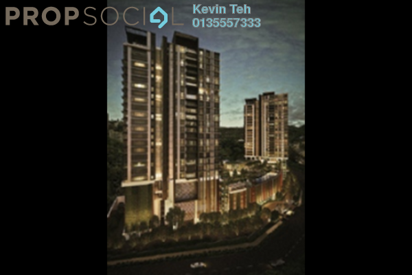 For Sale Condominium at Serai, Bangsar Freehold Semi Furnished 4R/5B 8.65m