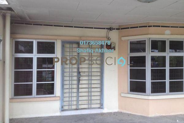 For Sale Terrace at Taman Pelangi Semenyih, Semenyih Freehold Unfurnished 3R/2B 330k