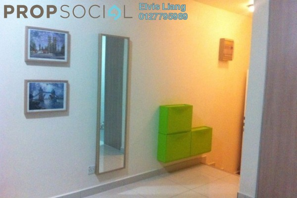 For Rent Condominium at Tivoli Villas, Bangsar Freehold Fully Furnished 3R/0B 3k