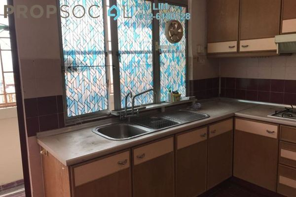 For Sale Condominium at Bukit OUG Condominium, Bukit Jalil Freehold Semi Furnished 4R/2B 427k