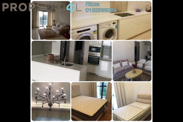 For Rent Serviced Residence at The Horizon Residences, KLCC Freehold Fully Furnished 3R/3B 5k