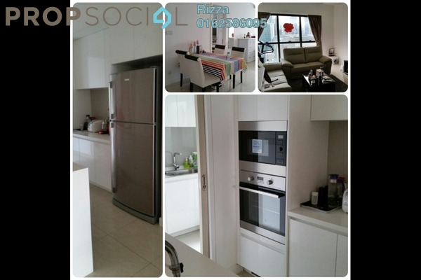 For Sale Serviced Residence at The Horizon Residences, KLCC Freehold Fully Furnished 2R/2B 1.45m
