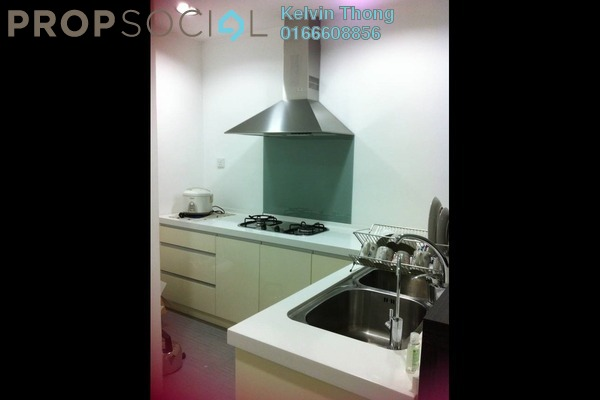 For Sale Condominium at Casa Indah 1, Tropicana Leasehold Fully Furnished 3R/2B 770k