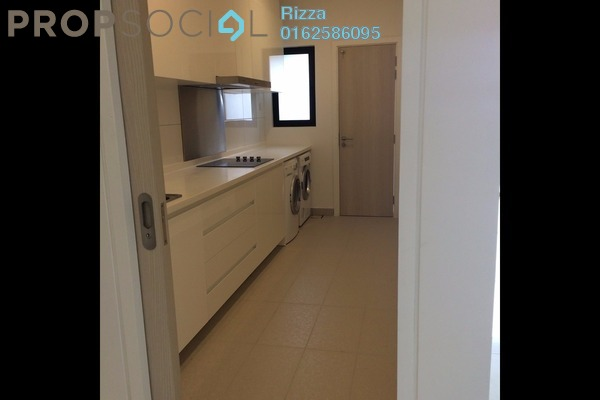 For Rent Serviced Residence at The Horizon Residences, KLCC Freehold Semi Furnished 2R/2B 6k