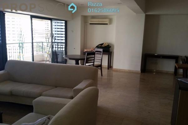For Rent Condominium at Seri Raja Chulan, Bukit Ceylon Freehold Fully Furnished 3R/2B 3.6k